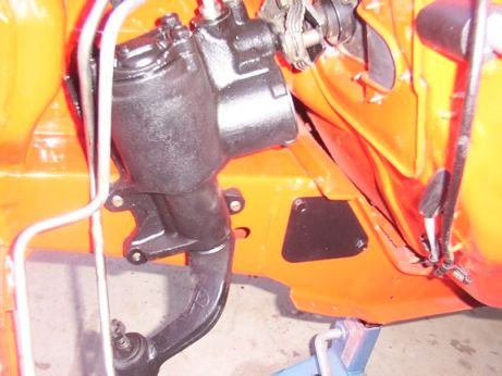 Xasteering Box on Ford Rear Brake Diagram